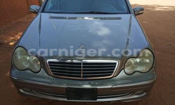 Acheter Occasion Voiture Mercedes Benz C-Class Gris à Niamey au Niamey