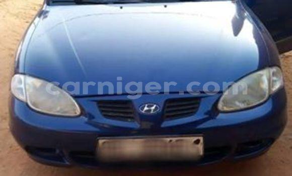Acheter Occasion Voiture Hyundai Lantra Bleu à Niamey, Niamey