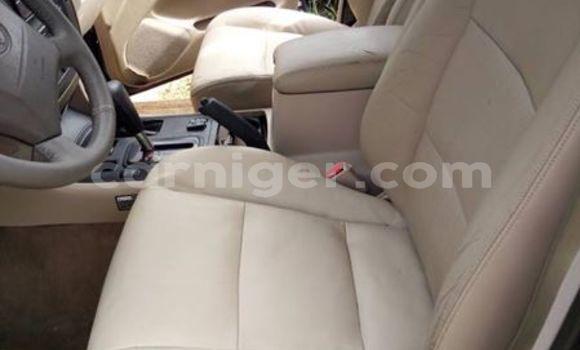 Acheter Occasion Voiture Toyota Land Cruiser Noir à Niamey au Niamey