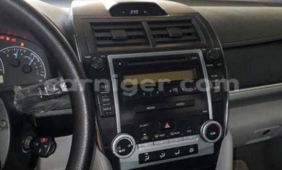 Acheter Occasion Voiture Toyota Camry Gris à Niamey au Niamey