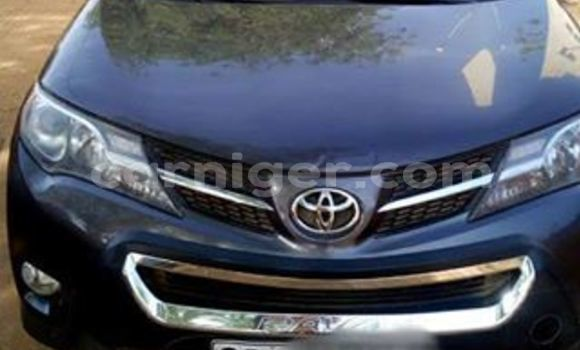 Acheter Occasions Voiture Toyota RAV4 Noir à Niamey au Niamey