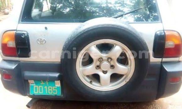 Acheter Occasions Voiture Toyota RAV4 Blanc à Niamey au Niamey