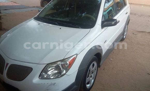 Acheter Occasions Voiture Pontiac Vibe Blanc à Niamey au Niamey
