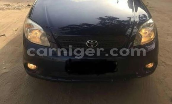 Acheter Occasion Voiture Toyota Matrix Bleu à Niamey, Niamey