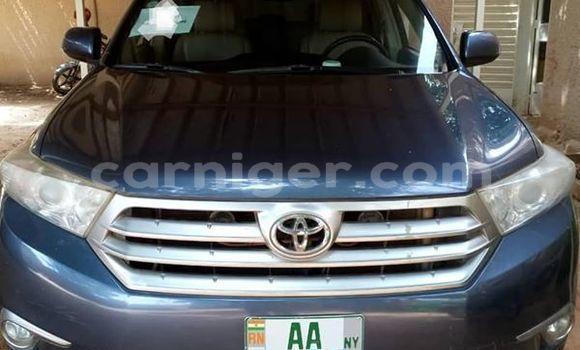 Acheter Occasion Voiture Toyota Highlander Autre à Niamey, Niamey