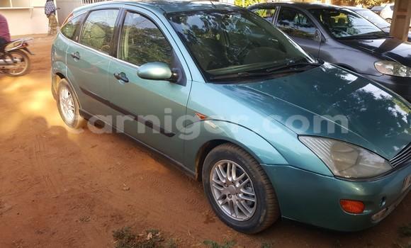 Acheter Occasion Voiture Ford Focus Vert à Niamey, Niamey