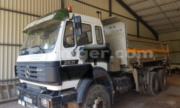 Acheter Occasion Utilitaire Mercedes‒Benz Truck Gris à Agadez, Agadez