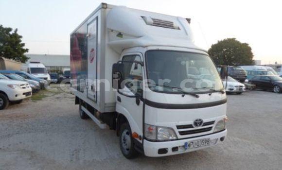 Acheter Occasion Utilitaire Toyota Ade Blanc à Agadez, Agadez