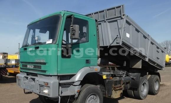 Acheter Occasion Utilitaire Iveco Trakker 440 Vert à Agadez, Agadez