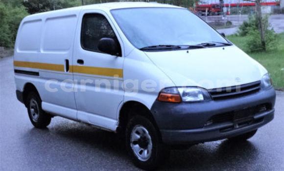 Acheter Occasion Utilitaire Toyota HiAce Blanc à Agadez, Agadez