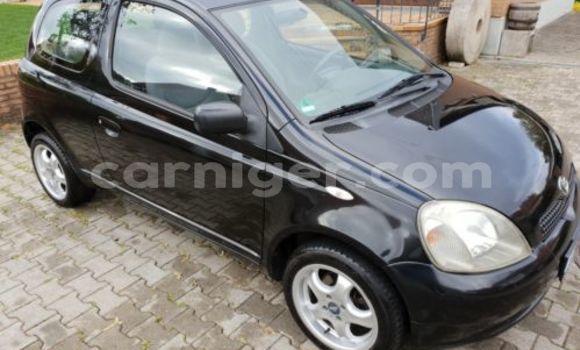 Acheter Occasion Voiture Toyota Yaris Gris à Agadez, Agadez