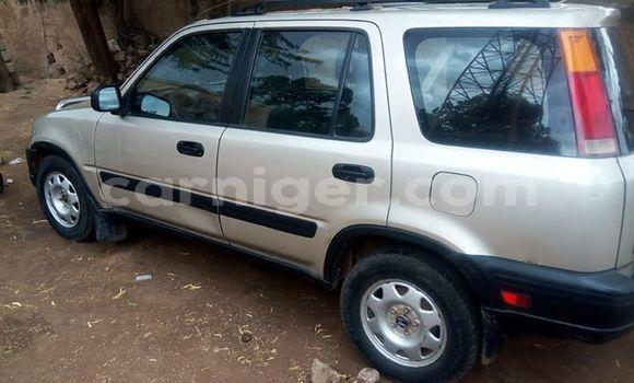 Acheter Occasion Voiture Honda CR–V Gris à Niamey, Niamey