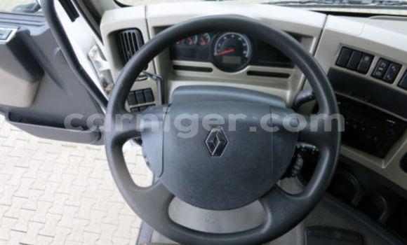 Acheter Occasion Utilitaire Renault D55 Blanc à Agadez, Agadez